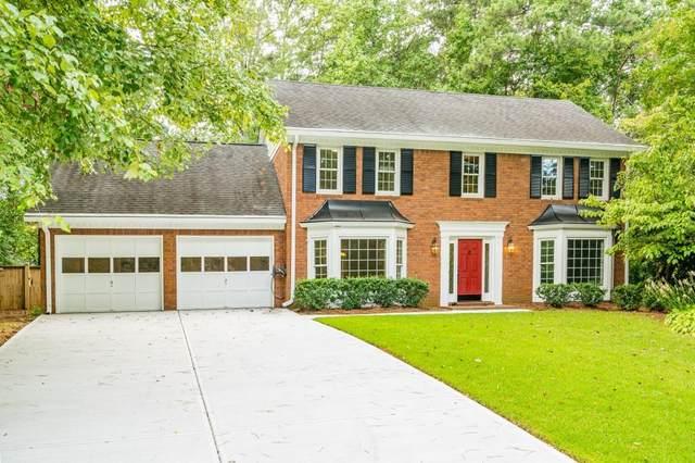 1665 Barn Swallow Place, Marietta, GA 30062 (MLS #6782078) :: RE/MAX Prestige
