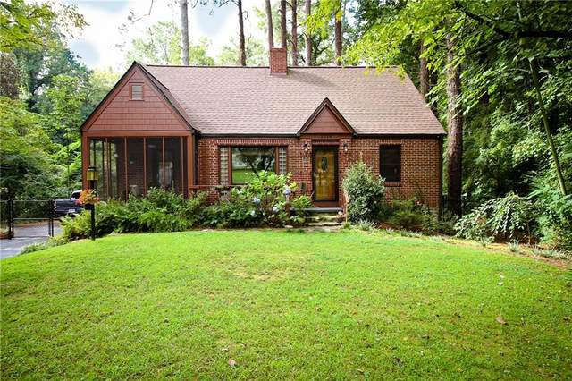 2218 W Rugby Avenue, College Park, GA 30337 (MLS #6782080) :: RE/MAX Prestige