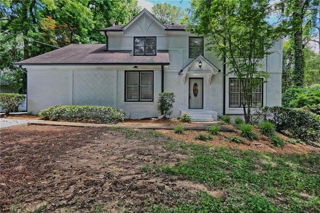 3445 Dunwoody Club Drive, Atlanta, GA 30350 (MLS #6782085) :: North Atlanta Home Team