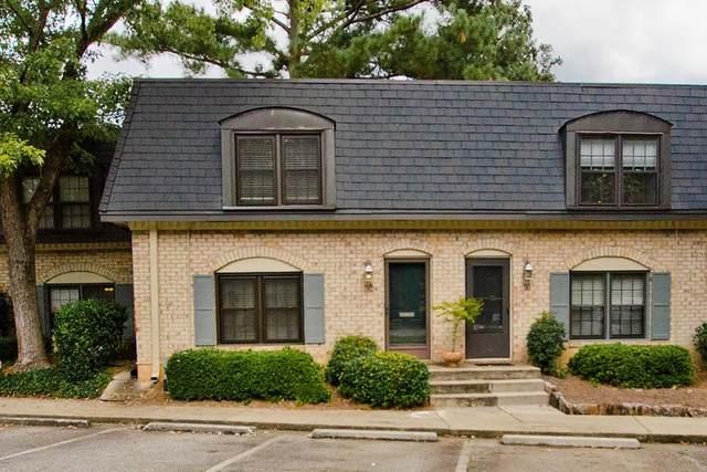 110 Verlaine Place, Atlanta, GA 30327 (MLS #6782087) :: The Heyl Group at Keller Williams