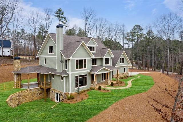 1111 Rowe Road, Woodstock, GA 30188 (MLS #6782098) :: North Atlanta Home Team