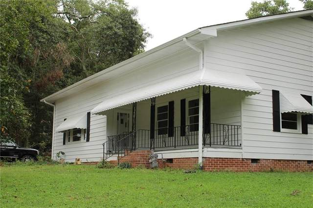 151 College Street, Jonesboro, GA 30236 (MLS #6782101) :: Dillard and Company Realty Group