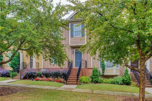 3935 Covey Flush Court SW #25, Smyrna, GA 30082 (MLS #6782105) :: The Zac Team @ RE/MAX Metro Atlanta