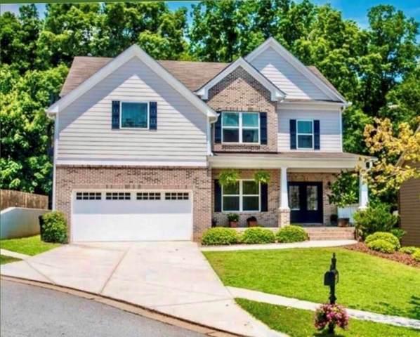 5702 Leaf Ridge Lane, Buford, GA 30518 (MLS #6782123) :: North Atlanta Home Team