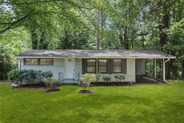 133 Strickland Drive SW, Mableton, GA 30126 (MLS #6782125) :: North Atlanta Home Team