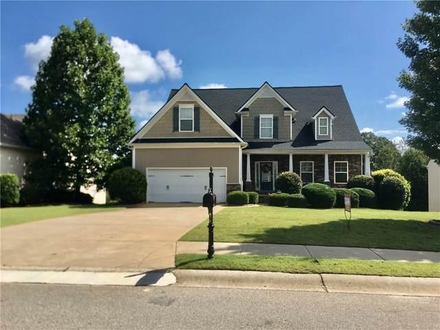 5538 Mulberry Preserve Drive, Flowery Branch, GA 30542 (MLS #6782132) :: North Atlanta Home Team