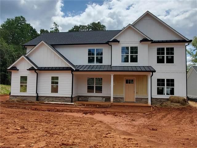 2729 Roller Mill Drive, Jefferson, GA 30549 (MLS #6782145) :: Todd Lemoine Team