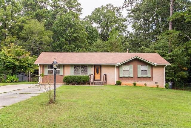2068 Pair Road SW, Marietta, GA 30008 (MLS #6782148) :: Path & Post Real Estate