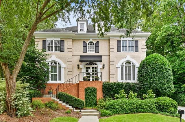 695 Greystone Park, Atlanta, GA 30324 (MLS #6782161) :: Dillard and Company Realty Group