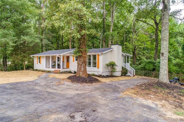 1390 Knox Bridge Highway, White, GA 30184 (MLS #6782172) :: Maria Sims Group