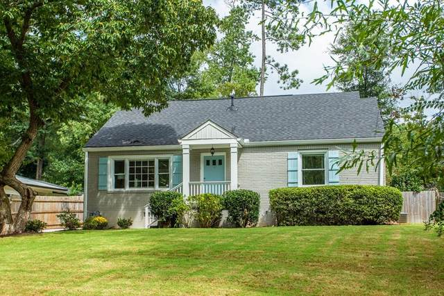 1410 Deerwood Drive, Decatur, GA 30030 (MLS #6782174) :: Todd Lemoine Team