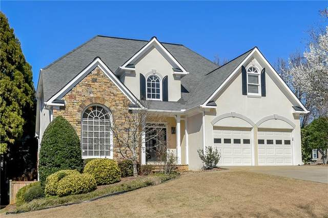 5001 Secluded Pines Drive, Marietta, GA 30068 (MLS #6782213) :: Path & Post Real Estate