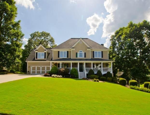 125 Copper Hills Drive, Canton, GA 30114 (MLS #6782216) :: North Atlanta Home Team