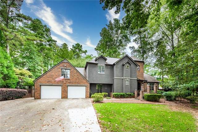 3917 Shiloh Trail NW, Kennesaw, GA 30144 (MLS #6782217) :: Path & Post Real Estate