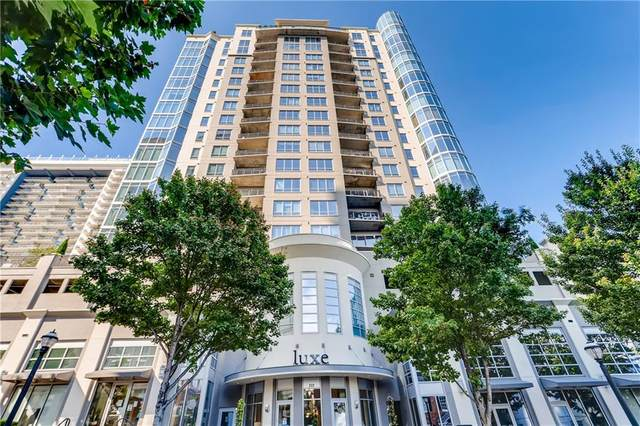 222 12th Street NE #1904, Atlanta, GA 30309 (MLS #6782219) :: Rock River Realty