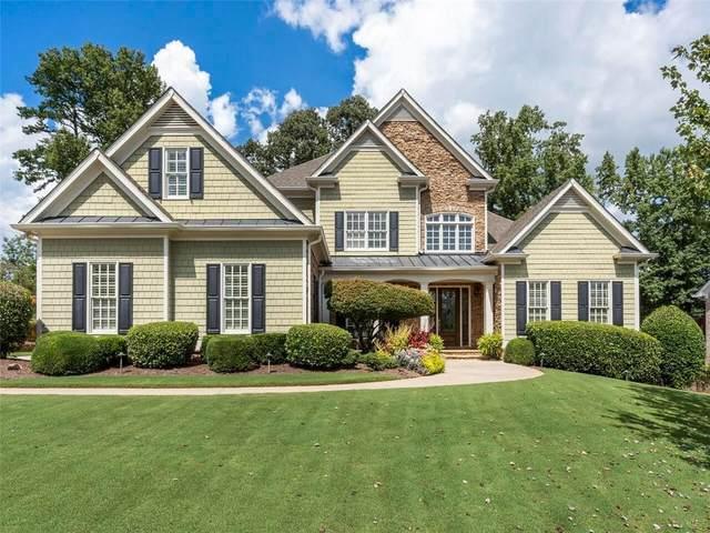 3955 Chapel Grove Drive, Marietta, GA 30062 (MLS #6782220) :: North Atlanta Home Team