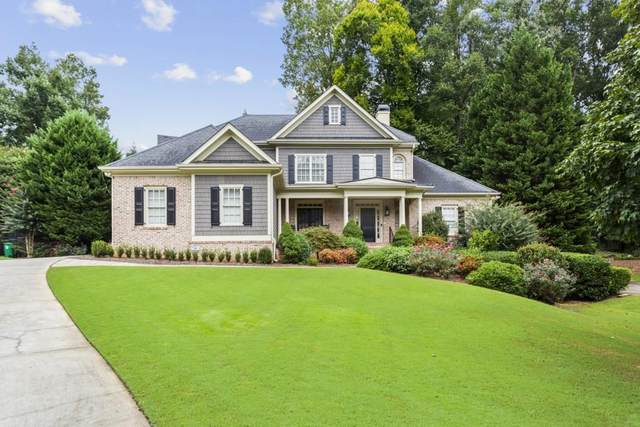 1662 Brookhaven Close NE, Brookhaven, GA 30319 (MLS #6782222) :: Dillard and Company Realty Group