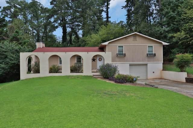 196 Eagle Court, Woodstock, GA 30188 (MLS #6782250) :: Path & Post Real Estate