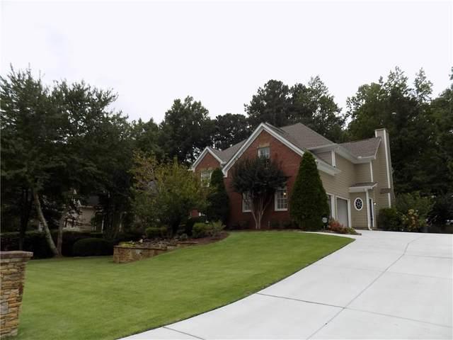 1188 Larson Lane SW, Marietta, GA 30064 (MLS #6782267) :: Path & Post Real Estate