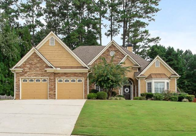 3106 Greysen Manor Drive NW, Kennesaw, GA 30152 (MLS #6782286) :: The Heyl Group at Keller Williams