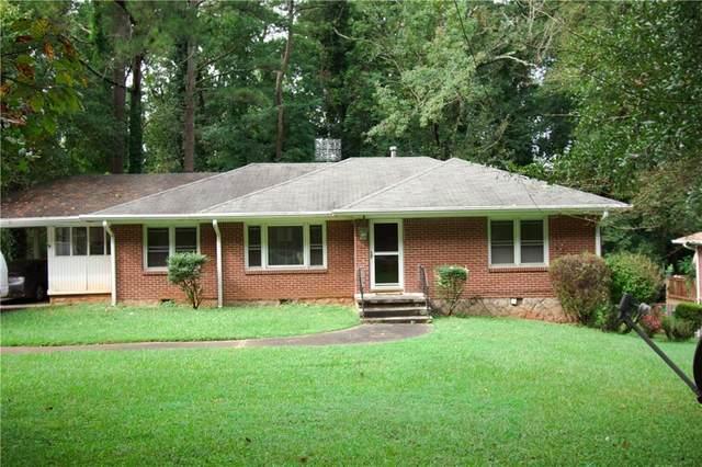 1715 Delowe Drive SW, Atlanta, GA 30311 (MLS #6782297) :: The Heyl Group at Keller Williams