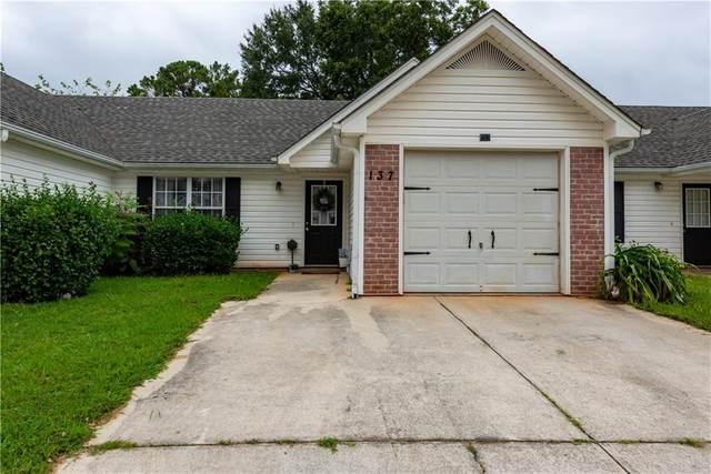 209 E Wilson Street #137, Villa Rica, GA 30180 (MLS #6782318) :: North Atlanta Home Team