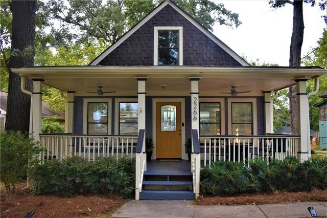 2266 Memorial Drive SE, Atlanta, GA 30317 (MLS #6782321) :: The Butler/Swayne Team