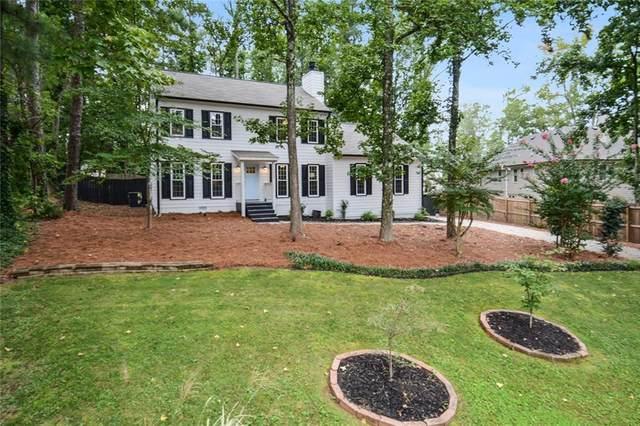 3060 Branford Court, Marietta, GA 30062 (MLS #6782351) :: Path & Post Real Estate
