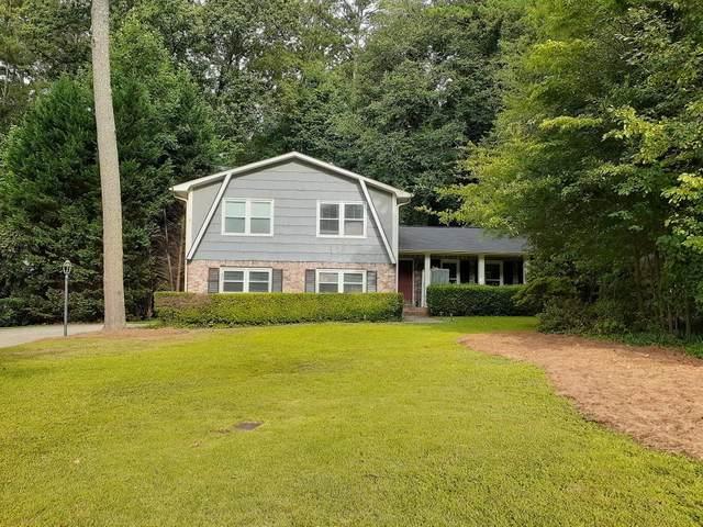 245 Pinetree Drive, Marietta, GA 30068 (MLS #6782352) :: Path & Post Real Estate
