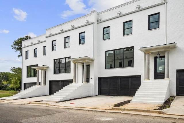 3667 Peachtree Road NE #19, Atlanta, GA 30319 (MLS #6782394) :: Path & Post Real Estate