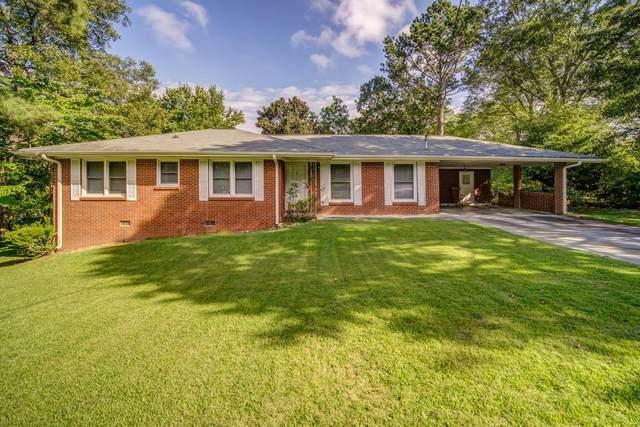 1200 Lark Lane NE, Conyers, GA 30012 (MLS #6782416) :: North Atlanta Home Team