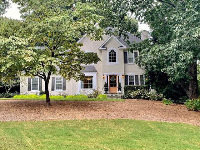 4057 Churchill Downs Drive, Gainesville, GA 30507 (MLS #6782429) :: The Heyl Group at Keller Williams