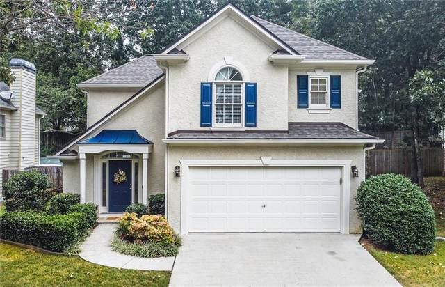 4876 Thicket Path NW, Acworth, GA 30102 (MLS #6782430) :: Path & Post Real Estate