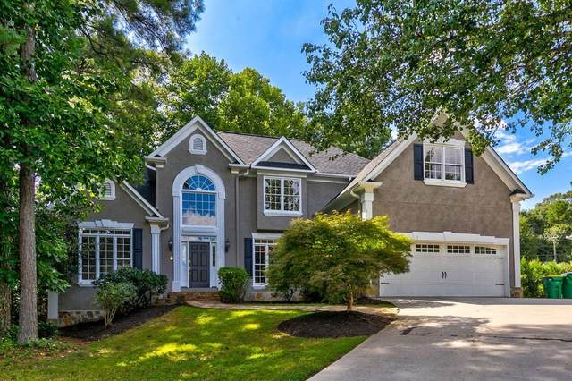 3310 Merganser Lane, Alpharetta, GA 30022 (MLS #6782437) :: North Atlanta Home Team