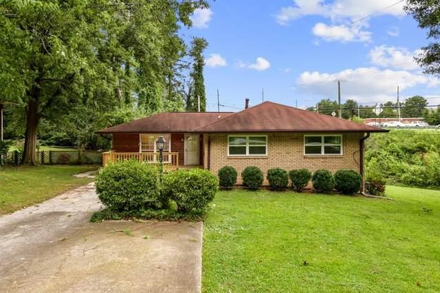 2300 Elmwood Circle SE, Atlanta, GA 30339 (MLS #6782447) :: Rock River Realty