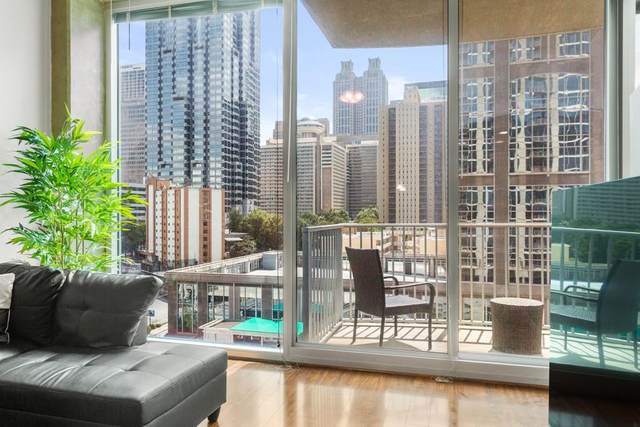 400 W Peachtree Street NW #1009, Atlanta, GA 30308 (MLS #6782460) :: Keller Williams Realty Cityside