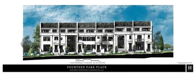 133 Canton Street #7, Alpharetta, GA 30009 (MLS #6782465) :: RE/MAX Center