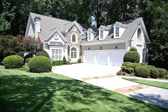 2268 Brookelake Drive, Atlanta, GA 30338 (MLS #6782474) :: The Realty Queen & Team