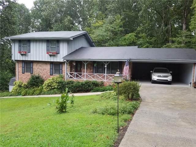 3629 Kinnard Drive, Atlanta, GA 30360 (MLS #6782479) :: Tonda Booker Real Estate Sales