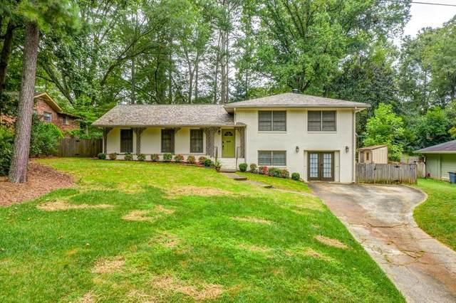 2469 River Oak Drive, Decatur, GA 30033 (MLS #6782491) :: North Atlanta Home Team
