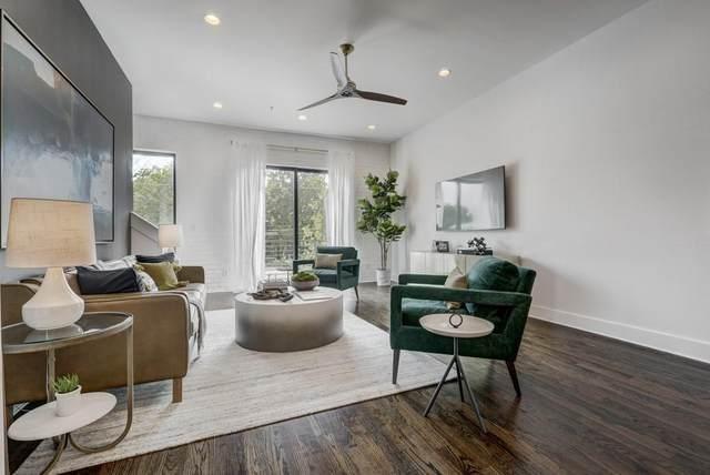 550 N Highland Avenue #10, Atlanta, GA 30307 (MLS #6782507) :: Good Living Real Estate