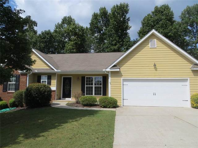 155 Red Hawk Drive, Dawsonville, GA 30534 (MLS #6782519) :: The Heyl Group at Keller Williams