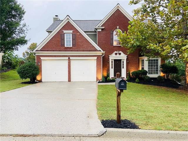 3643 Elmendorf Cove NW, Kennesaw, GA 30144 (MLS #6782526) :: North Atlanta Home Team