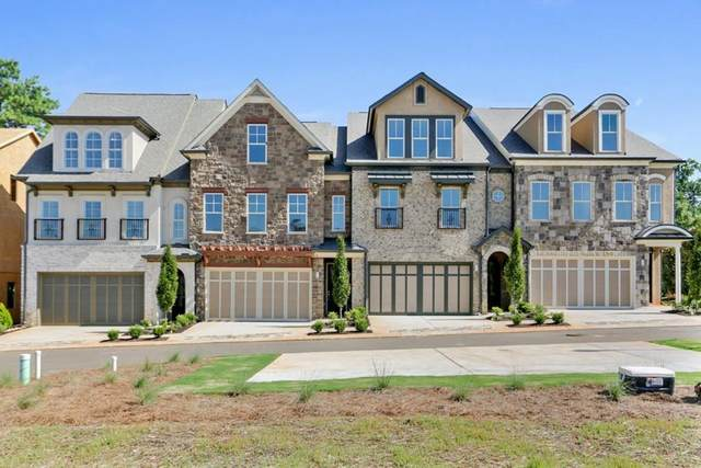 123 Via Roma #26, Woodstock, GA 30188 (MLS #6782531) :: Compass Georgia LLC
