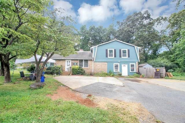 2280 Shallowford Road, Marietta, GA 30066 (MLS #6782532) :: The Hinsons - Mike Hinson & Harriet Hinson