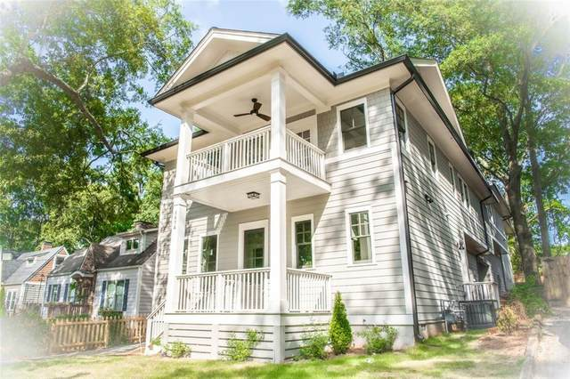 167 Whitefoord Avenue NE A, Atlanta, GA 30307 (MLS #6782536) :: Good Living Real Estate