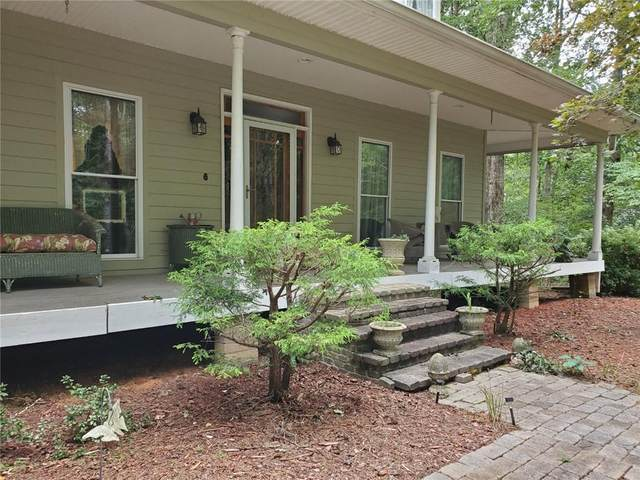 340 Griffith Road, Jasper, GA 30143 (MLS #6782560) :: Maria Sims Group