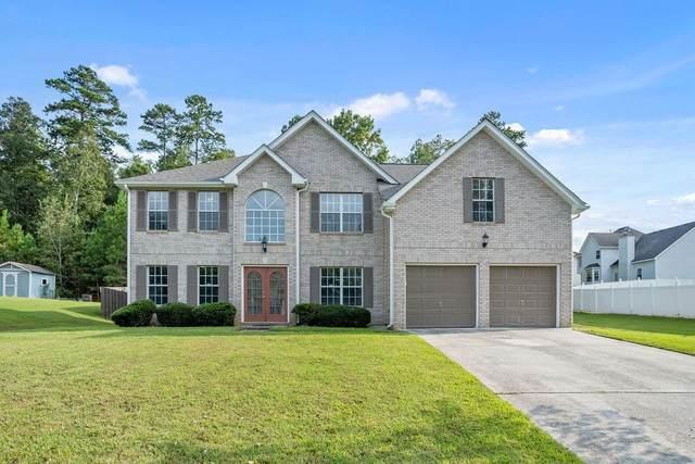 1519 Rogers Crossing Drive, Lithonia, GA 30058 (MLS #6782563) :: North Atlanta Home Team