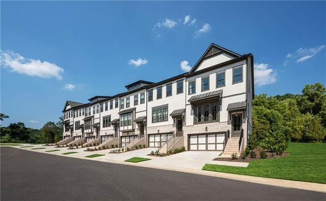 2353 Medlock Lane #52, Decatur, GA 30033 (MLS #6782564) :: KELLY+CO