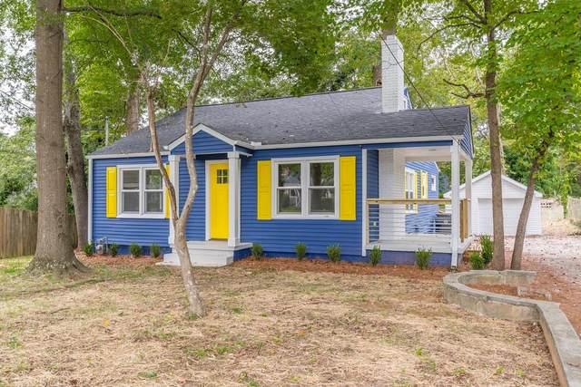 2458 Semmes Street, East Point, GA 30344 (MLS #6782574) :: RE/MAX Prestige
